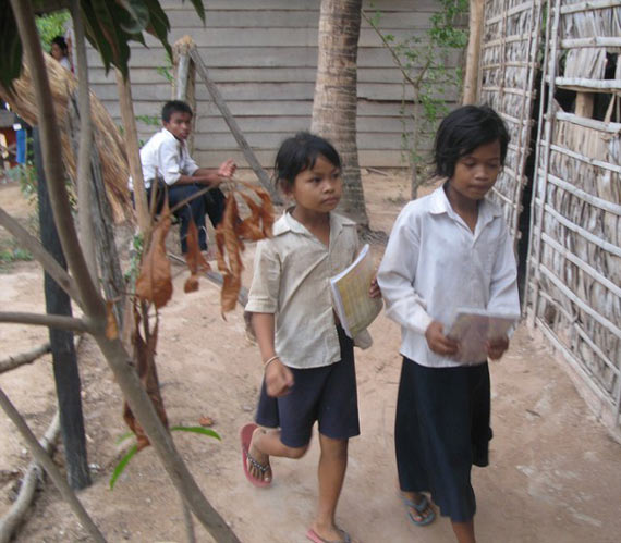 Some shots from Vietnam school (5 pics)