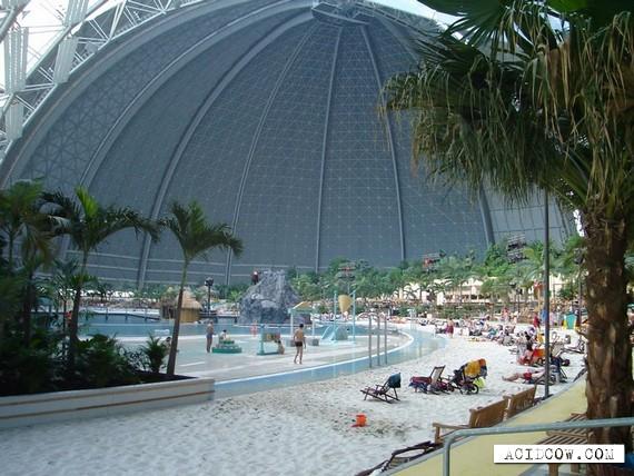 Tropical Islands Resort...