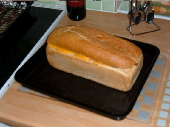 A Cool Sandwich (3 pics)