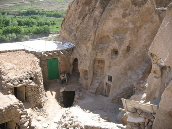 Kandovan Cave Homes (19 pics)
