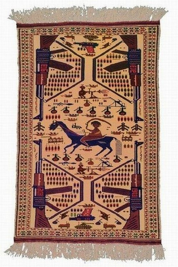 Rugs for real men (12 pics)