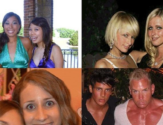 Identical photos (5 gif)