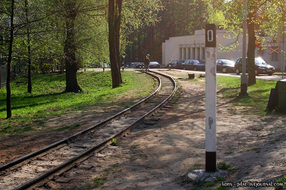 Belarus: Children's Railroads! (23 pics)