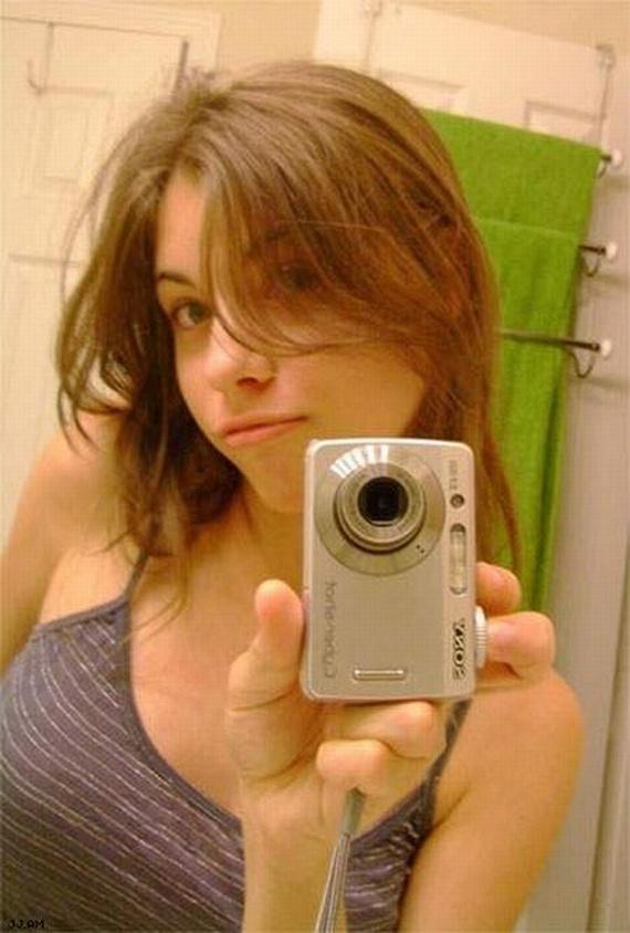 In the Mirror... (75 pics)
