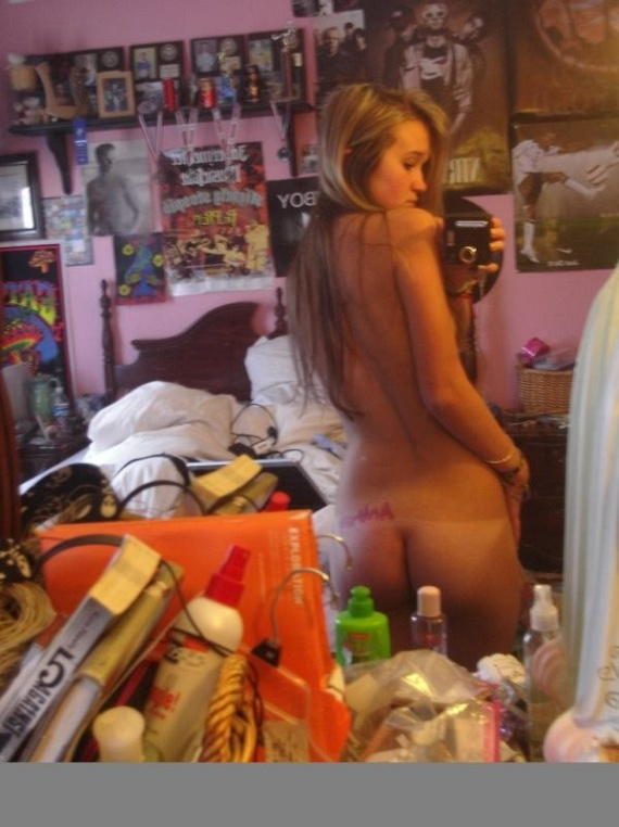 In the Mirror... (75 pics)