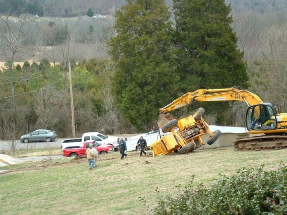 Crane Accident (15 pics)