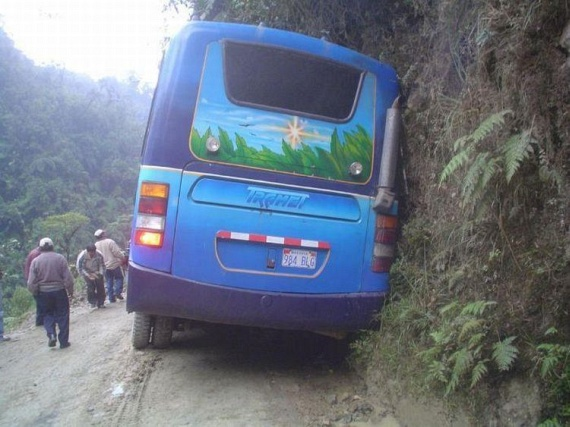 Most Dangerous Road in the World (43 pics)