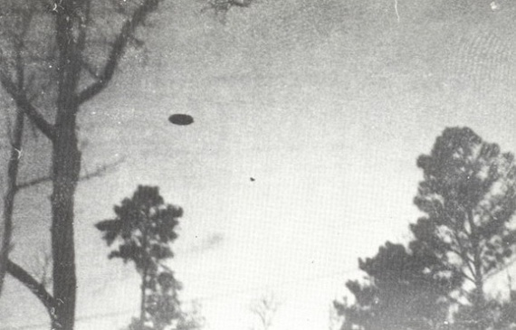 Collection of UFO photos (155 pics)