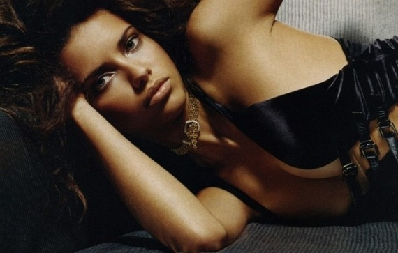 Top Models in Real Life (12 pics)