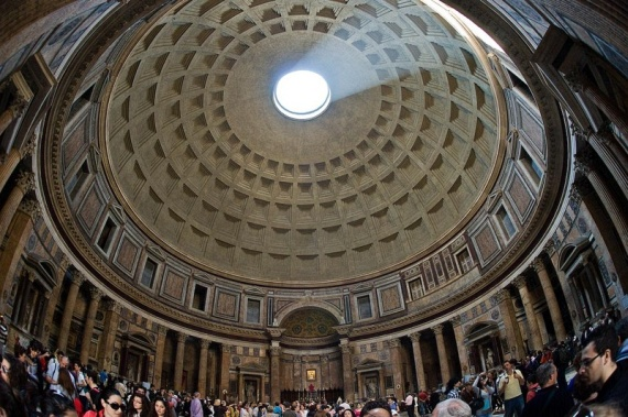 Excursions from Rome (53 pics)