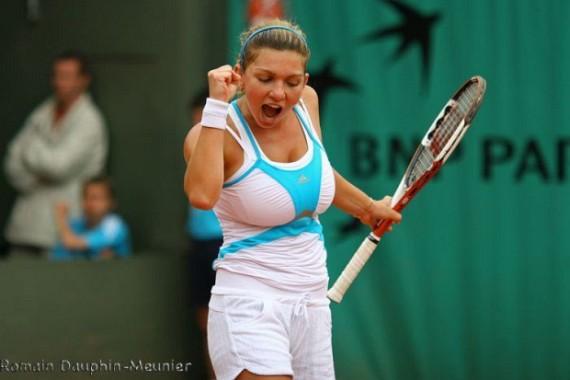 Simona Halep Breast Size 34Dd 21 Pics-9360