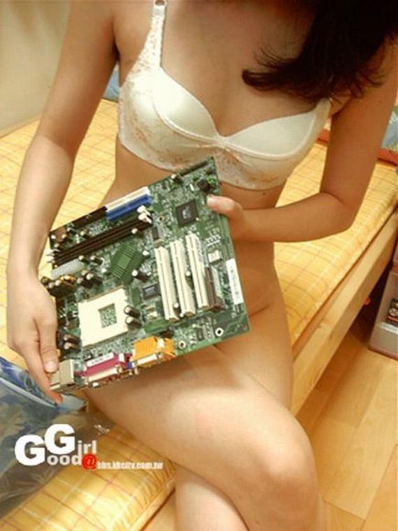 Geek Erotica (13 pics)