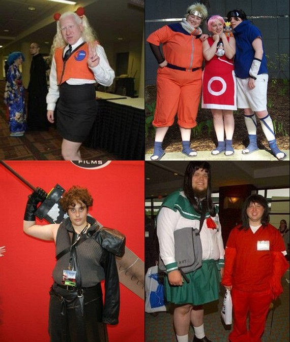 Ridiculous cosplays (46 pics)