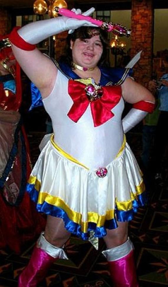 Ridiculous cosplays (46 pics)