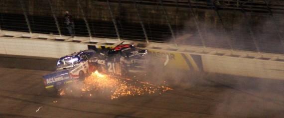 NASCAR Crashes (35 pics)