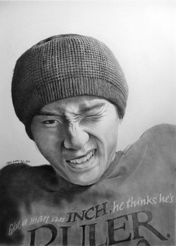 Pencil and Charcoal Drawings - PART 2 (53 pics)