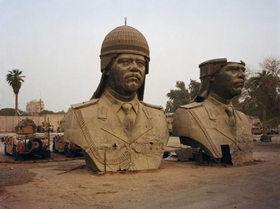 Richard Mosse - Saddam's Palaces (32 pics)