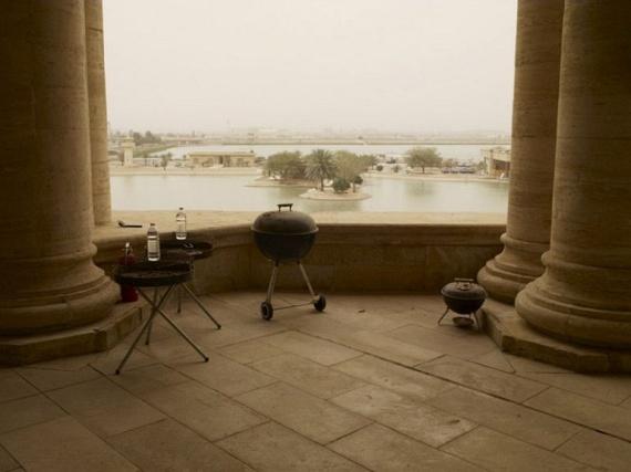 Richard Mosse - Saddam's Palaces (32 pics)