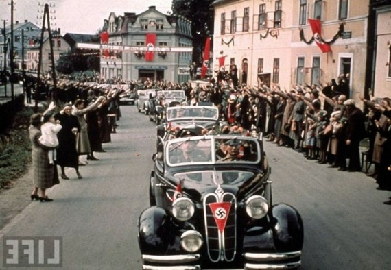 Nazi Germany - Color Photos from LIFE archive