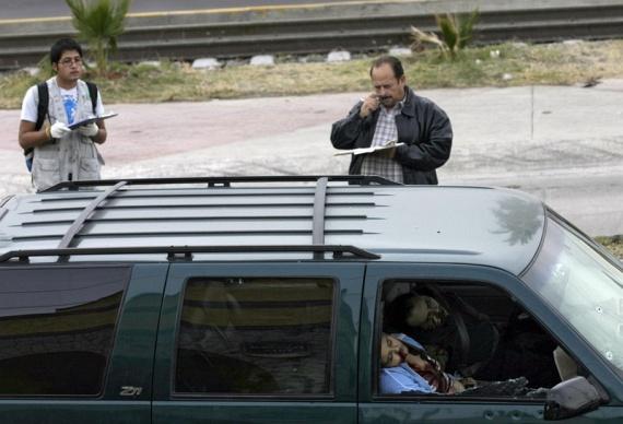 Mexico's drug war (34 pics)