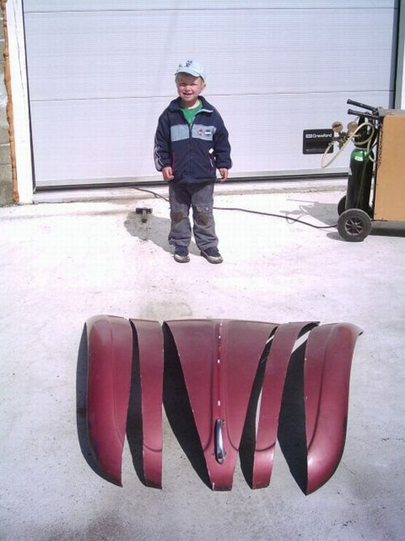 Son, you wanna car? (34 pics)