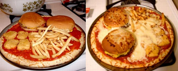 Unhealthy Food (50 pics)