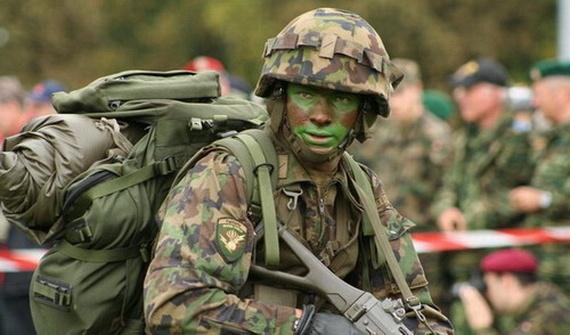 Military of Switzerland (45 pics)