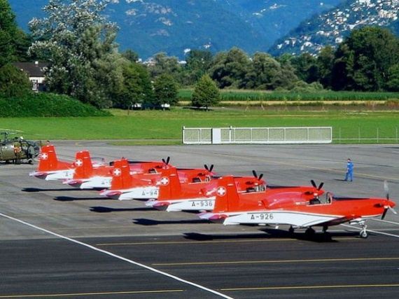 Military of Switzerland (45 pics)