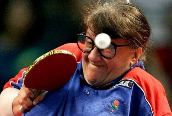 Funny sport (50 pics)