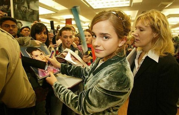 Emma Watson became a woman (27 pics)