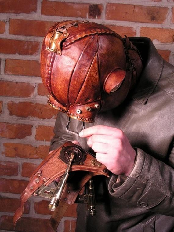 Steampunk Fashion (47 pics)
