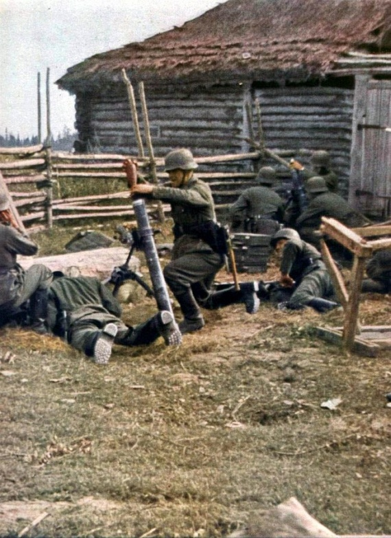 World War 2 Pictures In Color - PART 2
