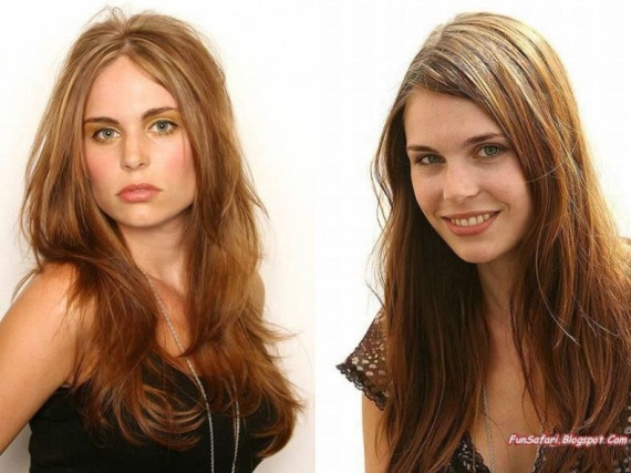 Makeup Miracle (8 pics)