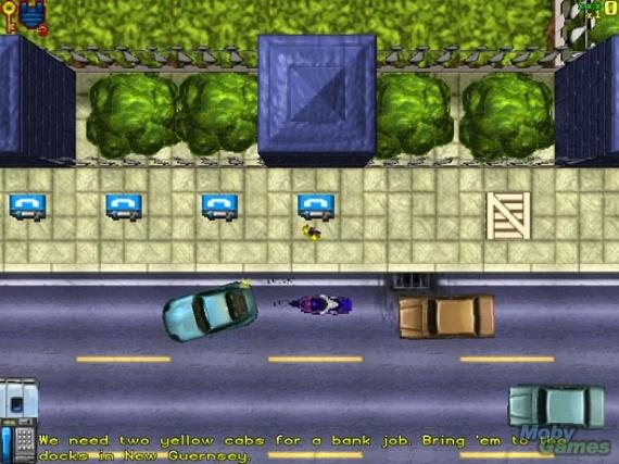 Computer Games Evolution