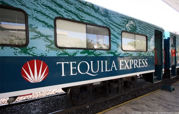 Tequila Express (23 pics)