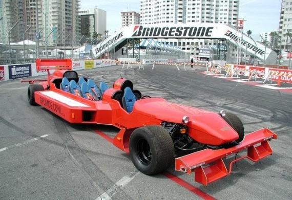 F1 Grands Prix Limousine (7 pics)