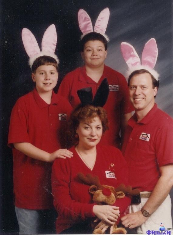 Funny Family Photos (61 pics)