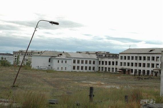 Kadykchan - The City of Broken Dreams (71 pics)