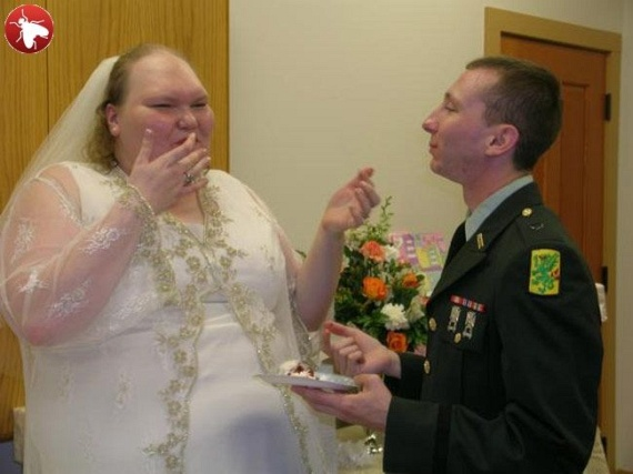 Just married (16 pics)