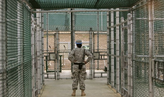 Guantanamo Bay detention camp (30 pics)