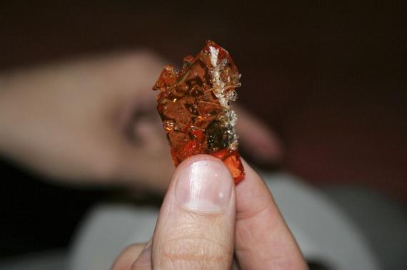 Scorpion candy (7 pics)