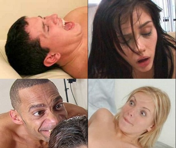 Faces of sex (46 pics)