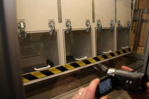 Nokia's Handset Test Laboratory in Farnborough