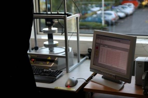 Nokia's Handset Test Laboratory in Farnborough