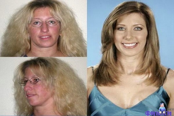 Makeup Miracle - PART 2 (25 pics)
