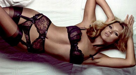 Kate Moss. Before and now (46 pics)