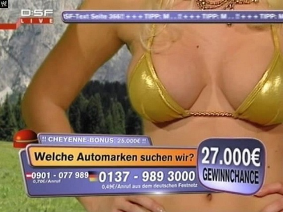 German TV (20 pics)