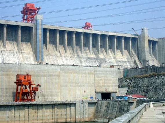 The Biggest Dam in the World (13 pics)