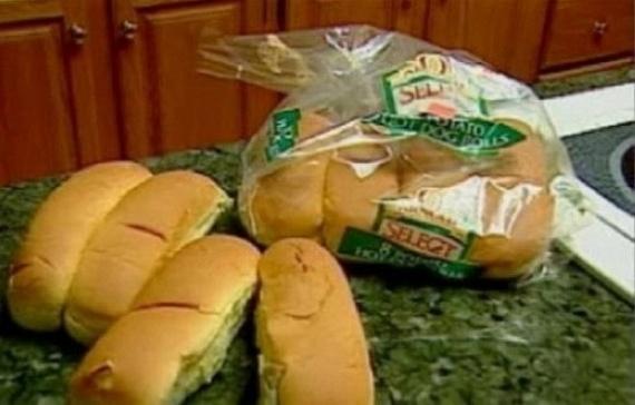 Bread with... (6 pics)