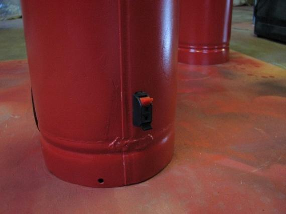 Excellent Russian Fire Extinguisher Speaker Mod